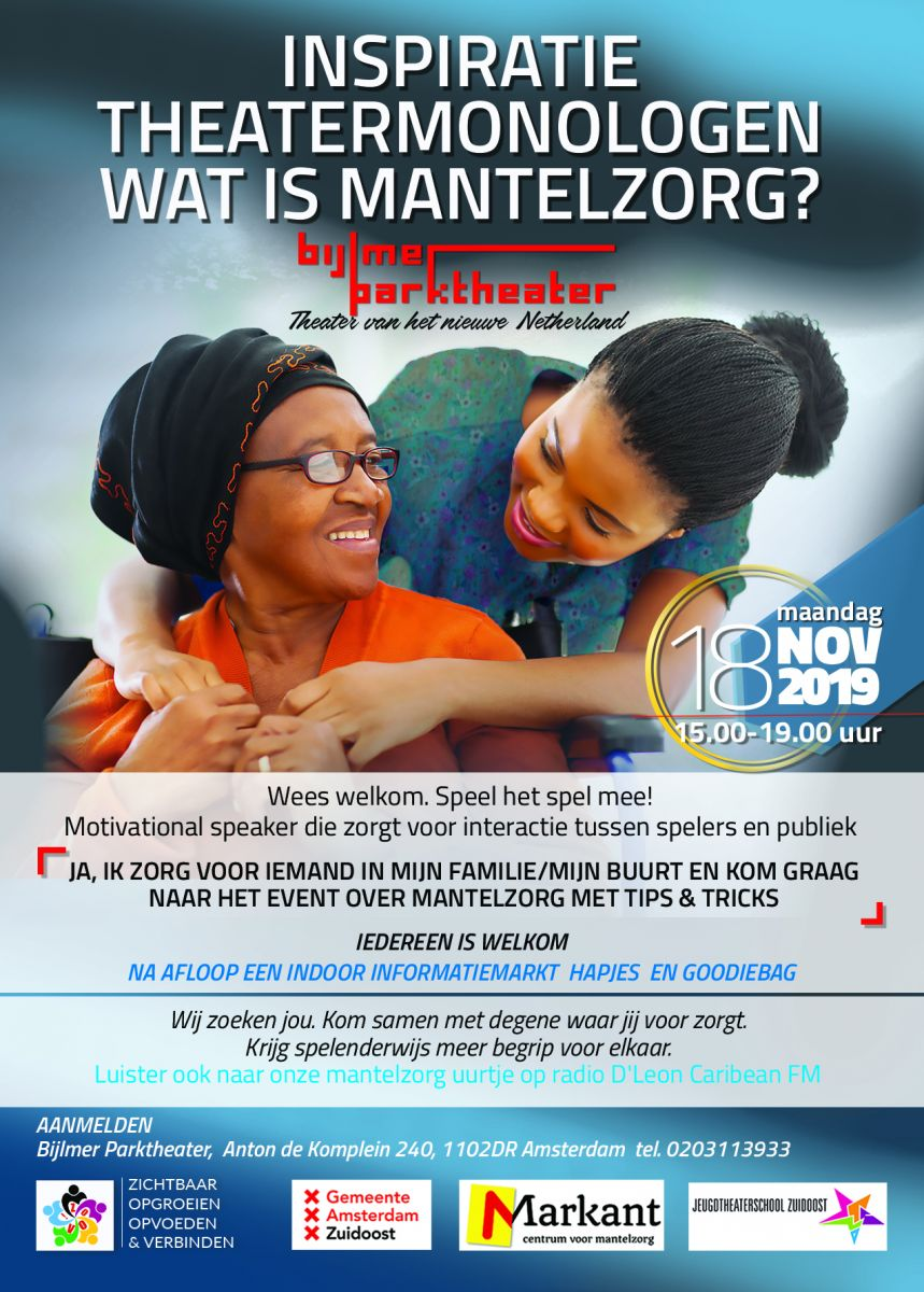 Wat is mantelzorg?